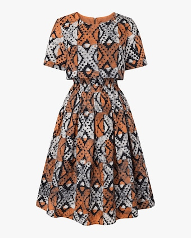 Autumn Adeigbo Lottie A-Line Dress 1