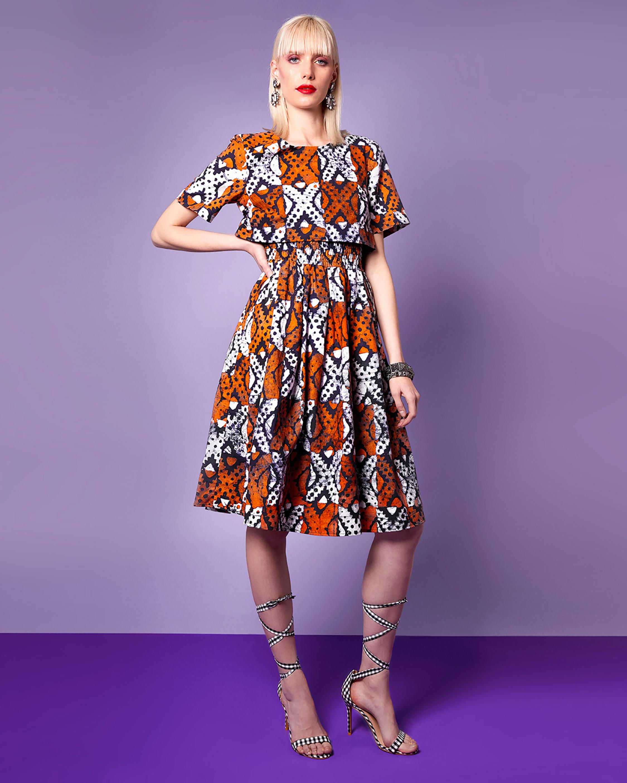 Lottie A-Line Dress