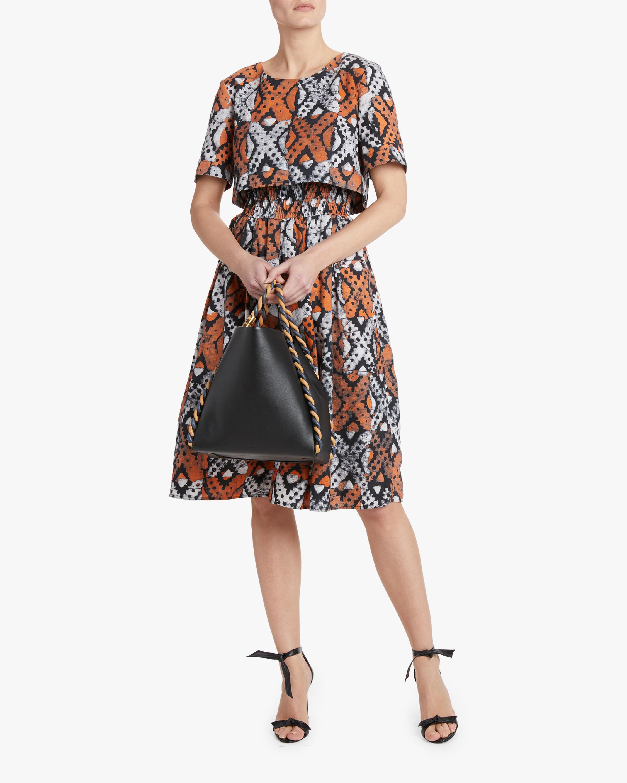 Autumn Adeigbo Lottie A-Line Dress 2