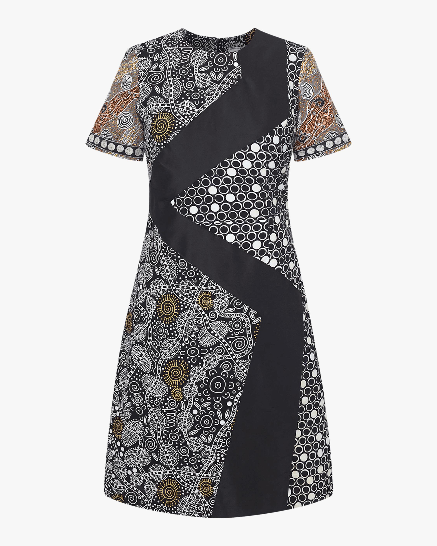 Autumn Adeigbo Samantha Sheath Dress 0