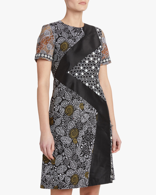 Autumn Adeigbo Samantha Sheath Dress 2