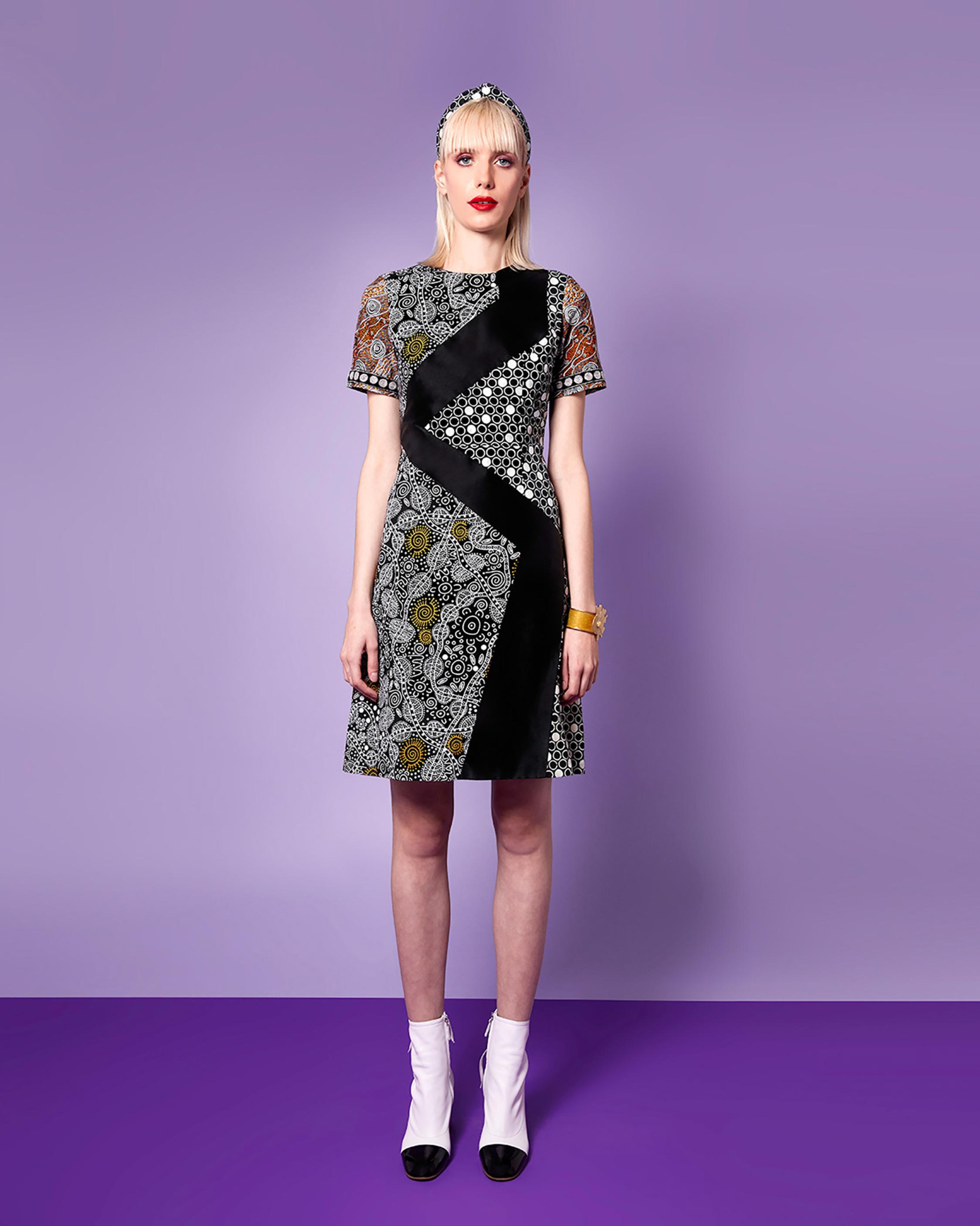 Autumn Adeigbo Samantha Sheath Dress 5
