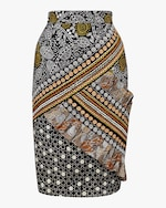 Autumn Adeigbo Samantha Pencil Skirt 0