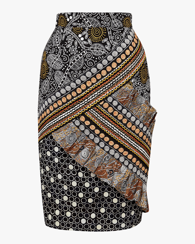 Autumn Adeigbo Samantha Pencil Skirt 1