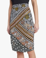 Autumn Adeigbo Samantha Pencil Skirt 4