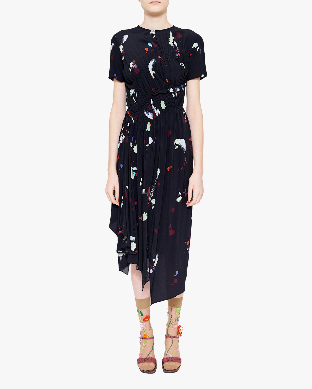 Violet Midi Dress