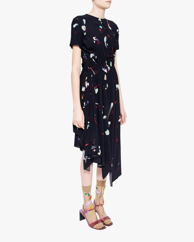 Preen Line Violet Midi Dress 2