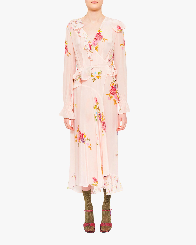 Eden Surplice Dress