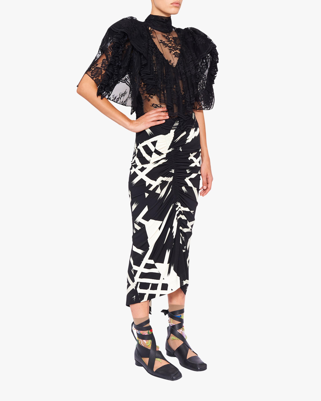 Preen by Thornton Bregazzi Xenie Midi Skirt 2