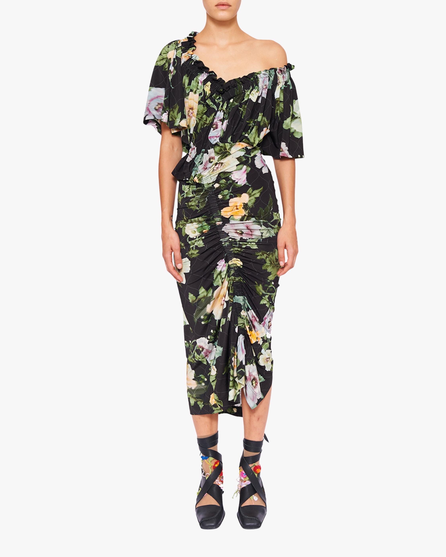 Preen by Thornton Bregazzi Maja Midi Dress 1
