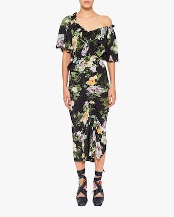 Preen by Thornton Bregazzi Maja Midi Dress 2