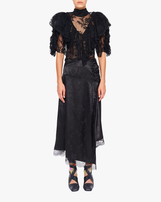 Preen by Thornton Bregazzi Riho Midi Skirt 2