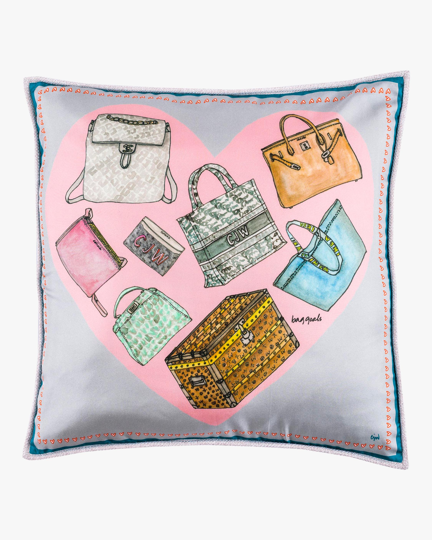 CJW Bag Goals Pillow 1