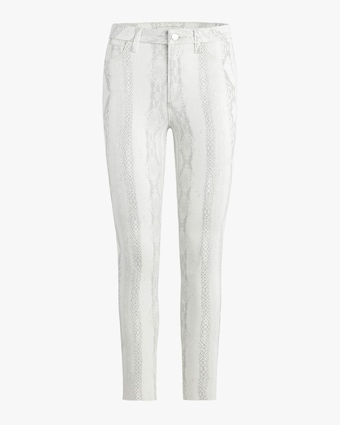 Joe's Jeans The Honey High-Rise Cropped Jeans 1