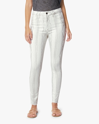 The Honey High-Rise Cropped Jeans