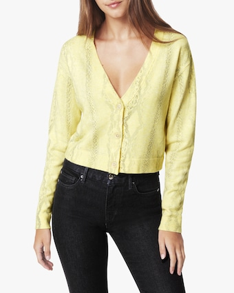 Joe's Jeans The Cropped Cardigan 2
