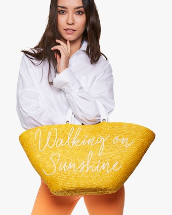 Carlotta 'Walking on Sunshine' Tote