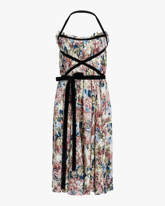 Lena Hoschek Beltane Halter Dress 1
