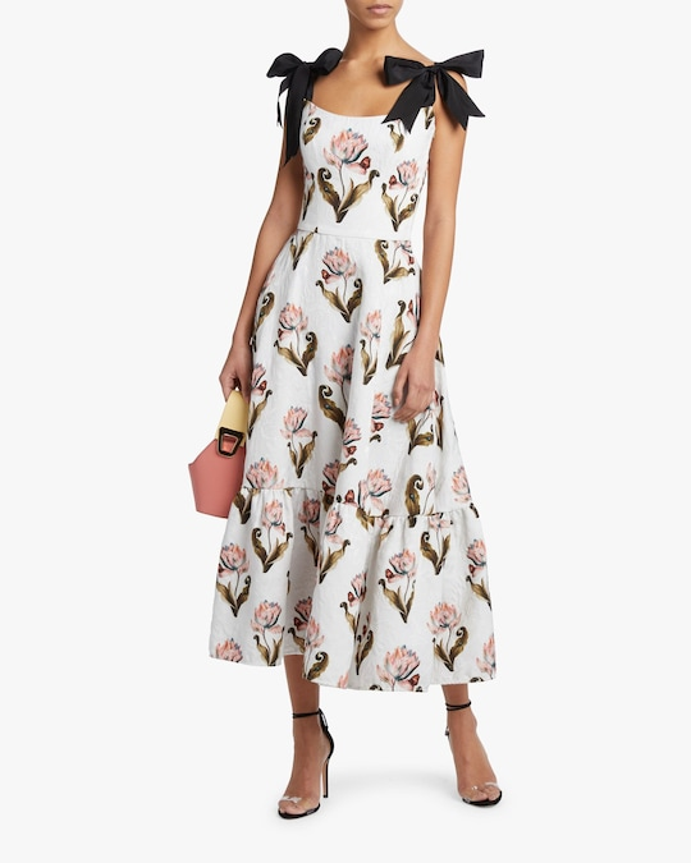 Lena Hoschek Daughter Of Nature Midi Dress 1