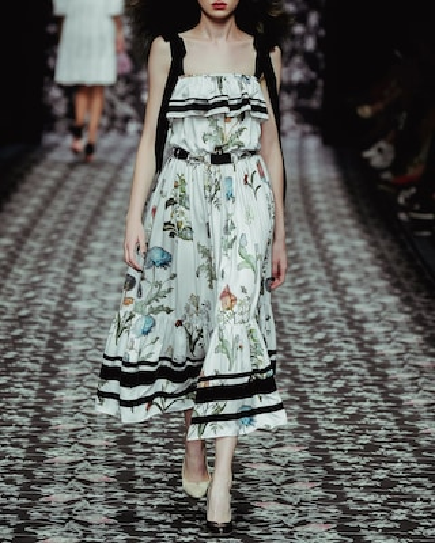 Lena Hoschek Enchanted Midi Dress 2
