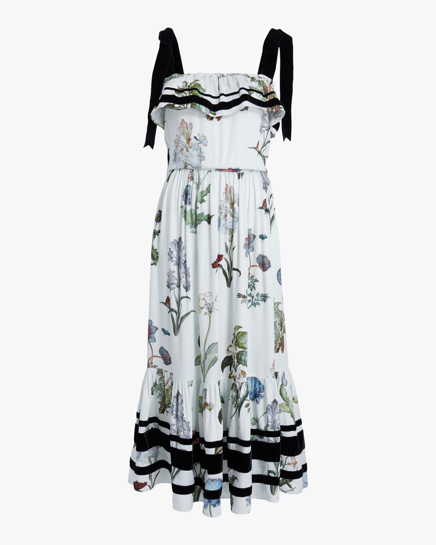 Lena Hoschek Enchanted Midi Dress 1