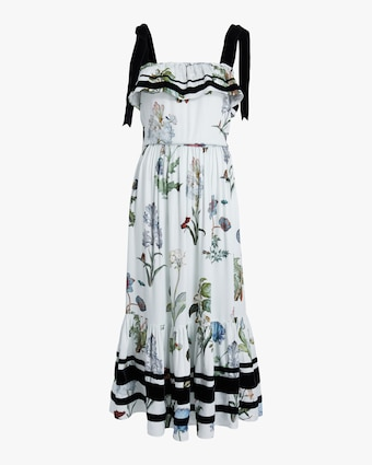 Lena Hoschek Enchanted Midi Dress 1