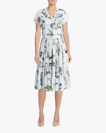 Lena Hoschek Signs Of Spring Shirt Dress 2