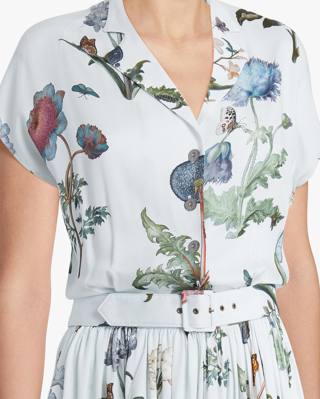Lena Hoschek Signs Of Spring Shirt Dress 3