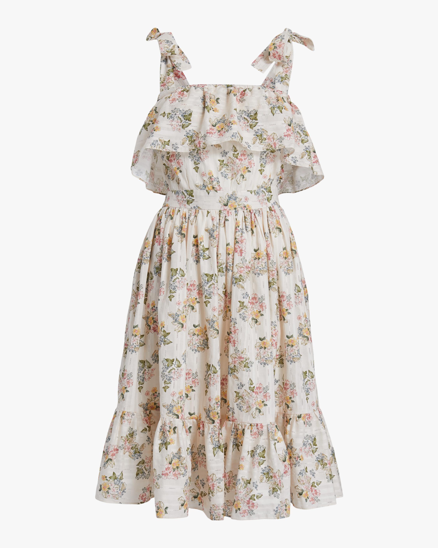 Lena Hoschek Vanda Midi Dress 0
