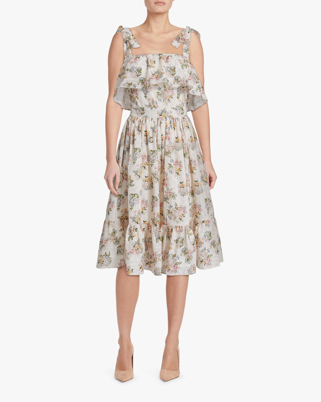 Lena Hoschek Vanda Midi Dress 1