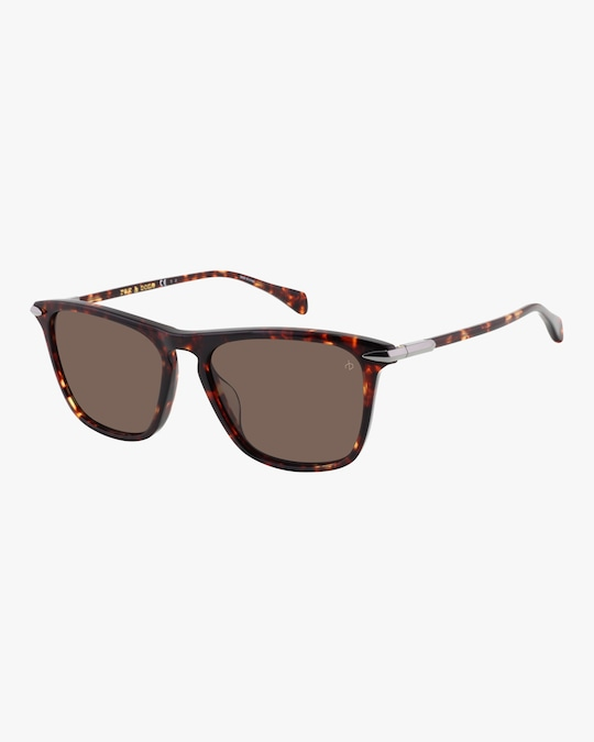 rag & bone Square Sunglasses 0