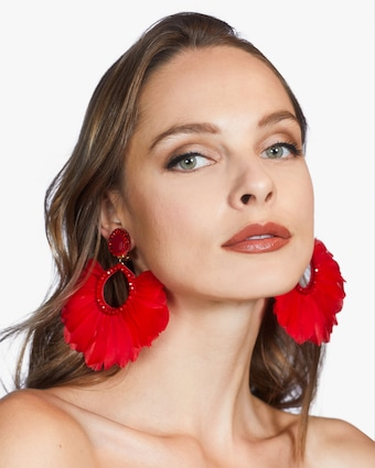 Manuela Clip-On Earrings