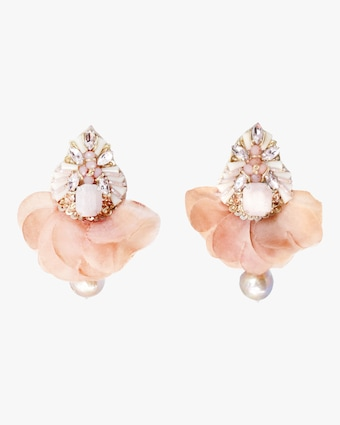 Antonia Clip-On Earrings