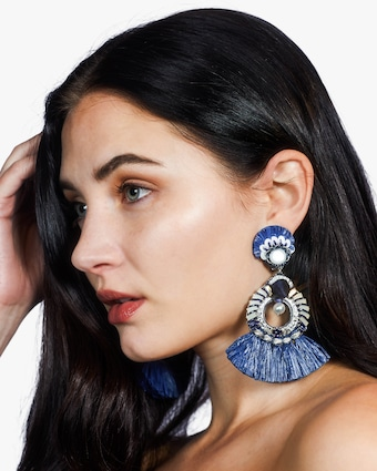 Adelina Clip-On Earrings