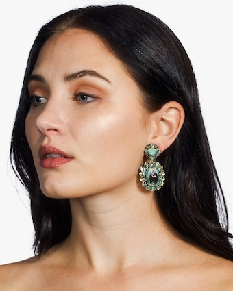 Solana Clip-On Earrings