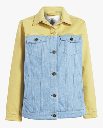Chrysler Oversized Denim Jacket