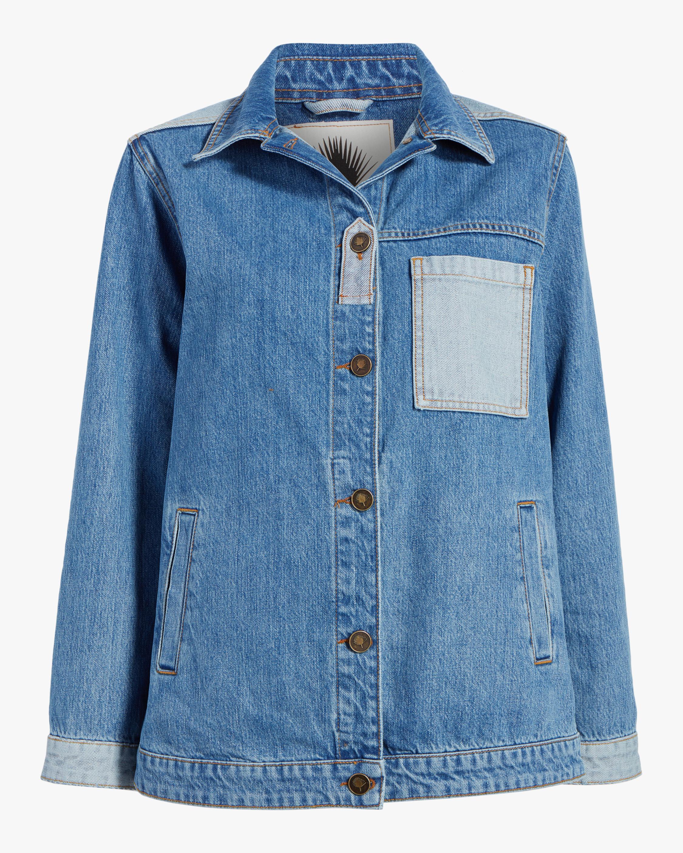 Blayke Oversized Denim Jacket