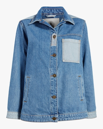 Blayke Oversized Denim Jacket
