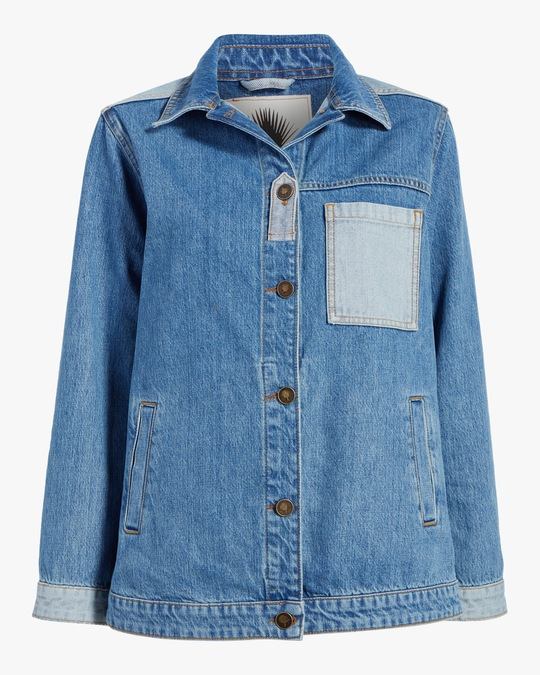 Jota-Kena Blayke Oversized Denim Jacket 0