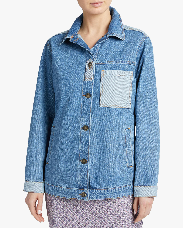 Jota-Kena Blayke Oversized Denim Jacket 2
