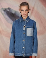Jota-Kena Blayke Oversized Denim Jacket 3
