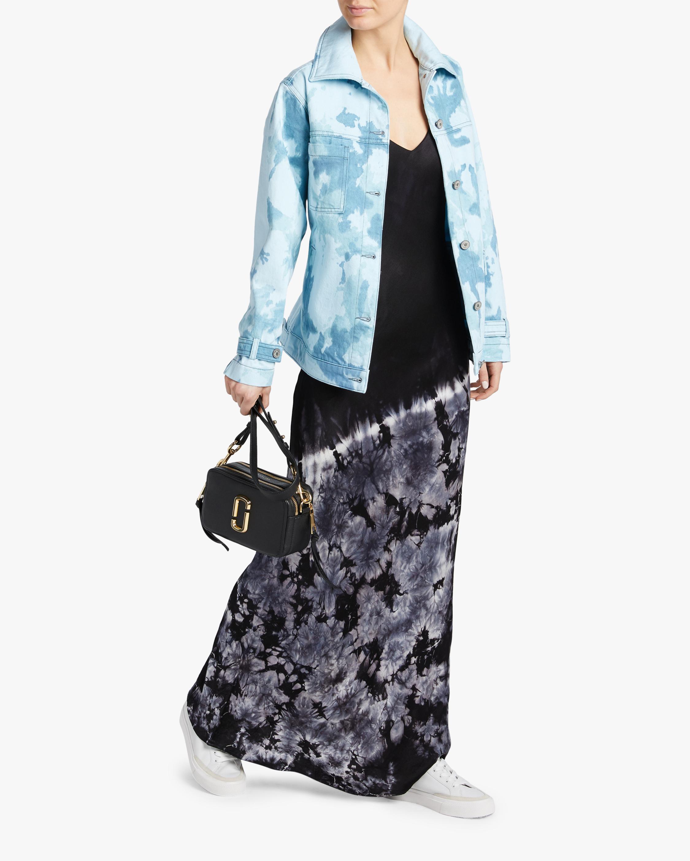 Jota-Kena Azure Oversized Denim Jacket 1