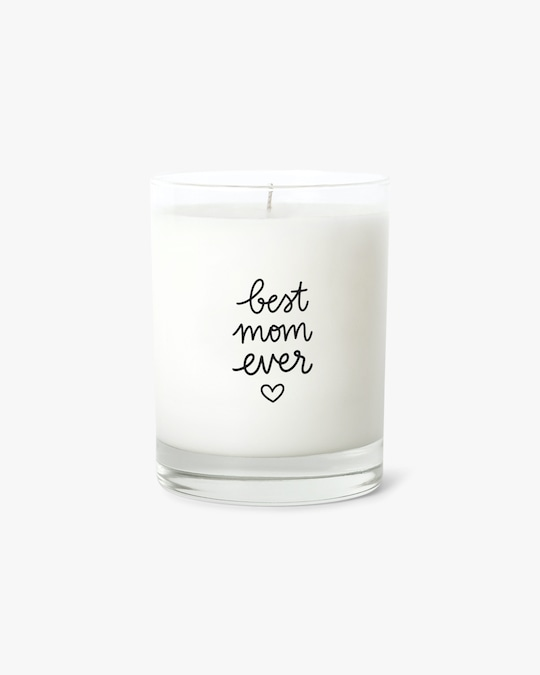 The Little Market The Best Mom Candle 0