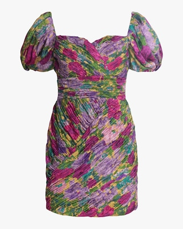 Ronny Kobo Francesca Mini Dress 1