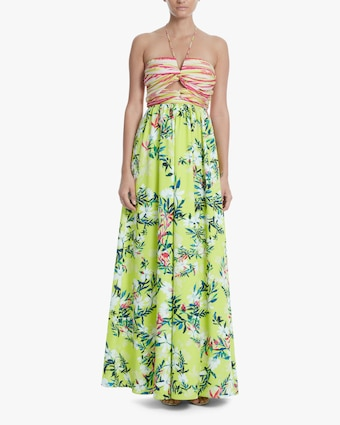 One33 Social Front-Twist Maxi Dress 2