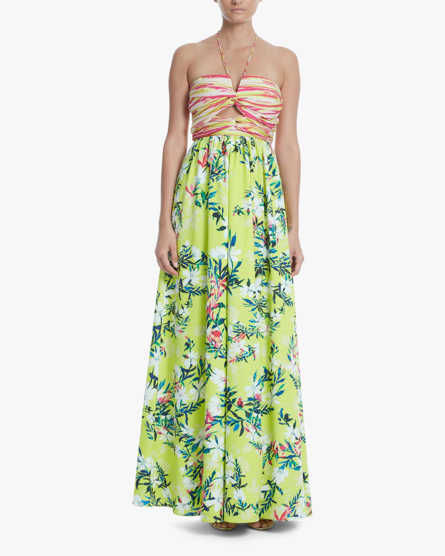 One33 Social Front-Twist Maxi Dress 1