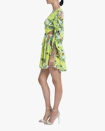 One33 Social Ruffle Cocktail Dress 1