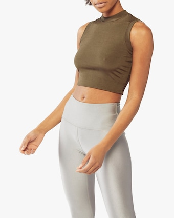 The Mock Crop Top