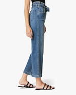 Joe's Jeans The Paperbag Wide-Leg Cropped Jeans 3