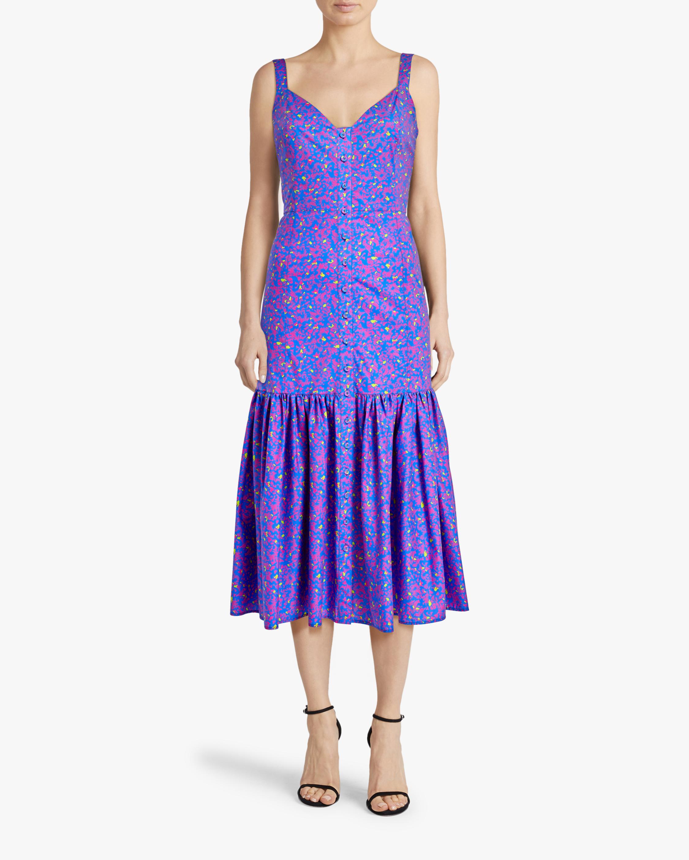 Calle Midi Dress